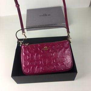 Coach F36612 Crossbody Bags Handbags Leather